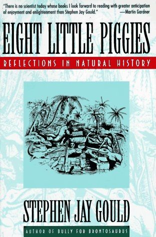 stephen jay gould essays natural history Read the full-text online edition of bully for brontosaurus: reflections in natural history  bully for brontosaurus: reflections in  by stephen jay gould w.