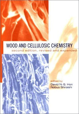 wood and cellulosic chemistry pdf