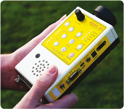 Anabat Sd2 Rev4 Bat Detector With Microphone Nhbs