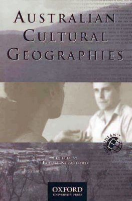Australian Cultural Geographies