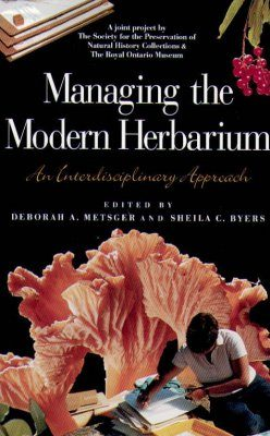 Managing the Modern Herbarium