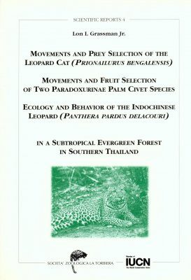 Societa Zoologica la Torbiera Scientific Reports, Volume 4