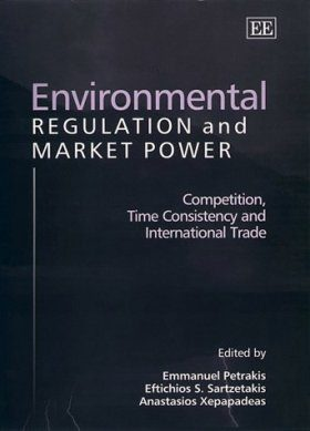Environmental Regulation and Market Power