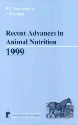 Recent Advances in Animal Nutrition 1999