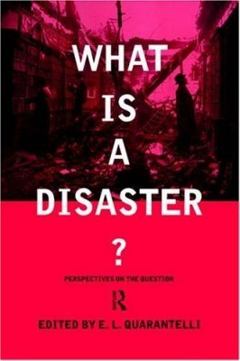 What is a Disaster?