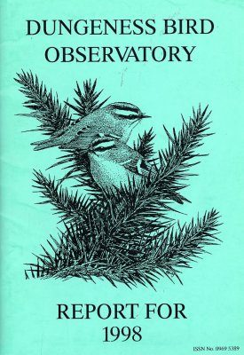 Dungeness Bird Observatory Report for 1998