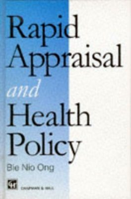 Rapid Appraisal and Health Policy
