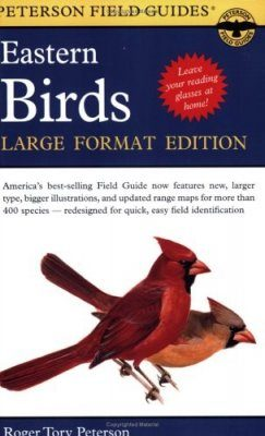 Peterson Field Guide to Eastern Birds (Large Format Edition)