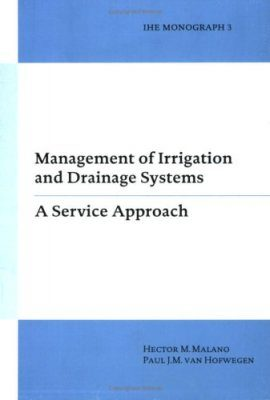 Management of Irrigation and Drainage Systems