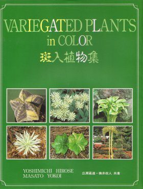 Variegated Plants in Color