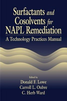 Surfactants and Cosolvents for NAPL Remediations