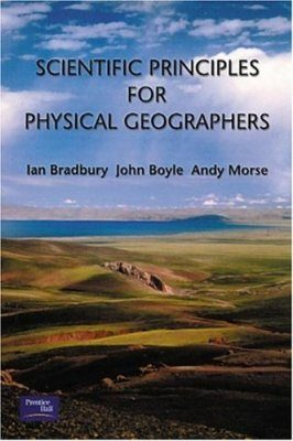 Scientific Principles for Physical Geographers