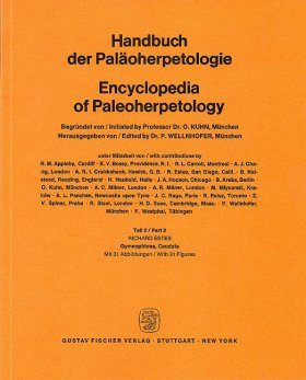 Encyclopedia of Paleoherpetology, Part 2: Gymnophiona, Caudata