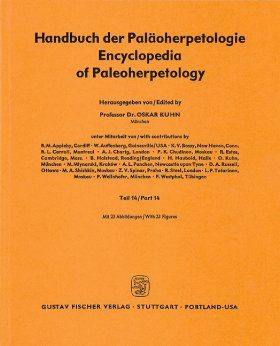 Encyclopedia of Paleoherpetology, Part 14: Saurischia