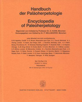 Encyclopedia of Paleoherpetology, Part 17A: Pelycosauria