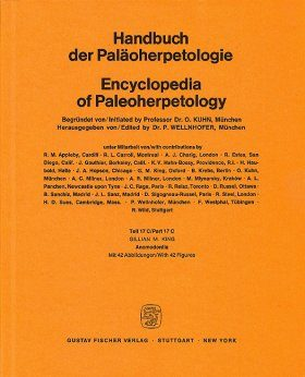 Encyclopedia of Paleoherpetology, Part 17C: Anomodontia