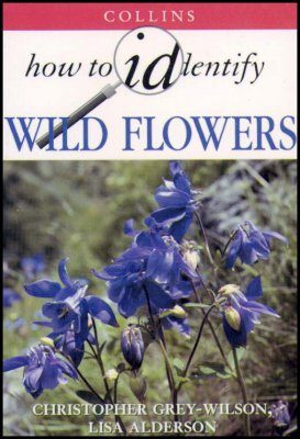 Collins How to Identify Wild Flowers