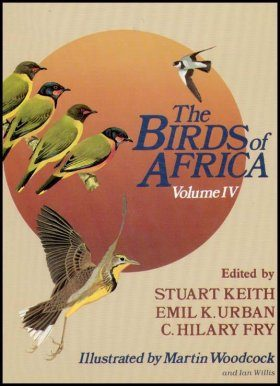 The Birds of Africa, Volume 4