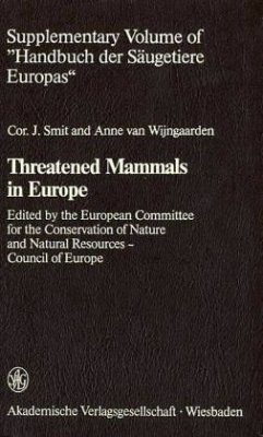 Threatened Mammals in Europe