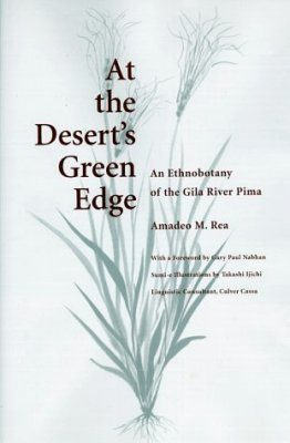 At the Desert's Green Edge