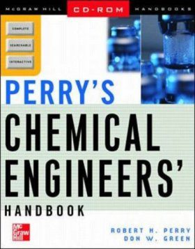 Perry's Chemical Engineers Handbook: Network Edition CD-ROM