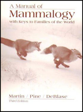 A Manual of Mammalogy