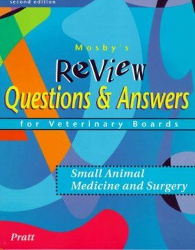 Review Questions and Answers for Veterinary Boards