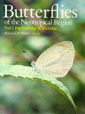 Butterflies of the Neotropical Region, Part 1