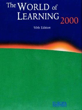 The World of Learning 2000