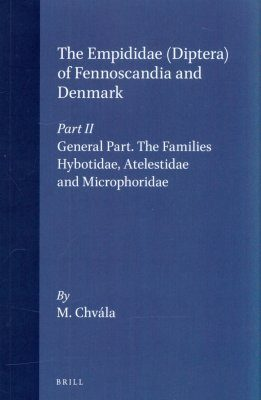 The Empidoidea (Diptera) of Fennoscandia and Denmark, Part 2