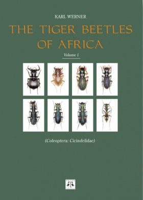 The Tiger Beetles of Africa: Volume 1: Coleoptera: Cicindelidae
