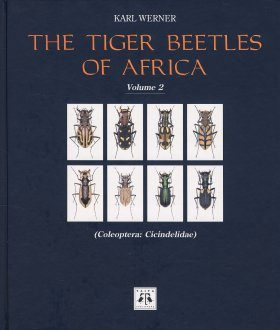 The Tiger Beetles of Africa: Volume 2: Coleoptera: Cicindelidae