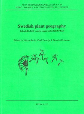 Swedish Plant Geography