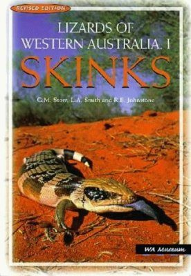 Lizards of Western Australia 1: Skinks