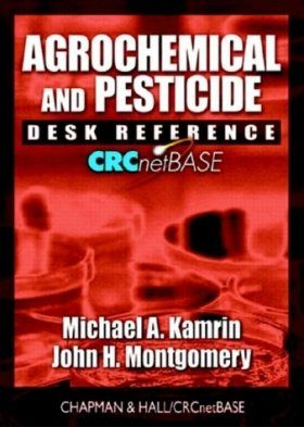 Agrochemical and Pesticide Desk Reference - Single User: CD-ROM