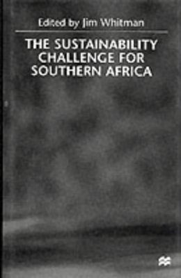The Sustainability Challenge for Southern Africa