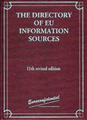 Directory of EU Information Sources Eleventh Revised Edition