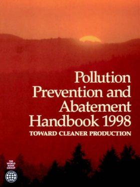 Pollution Prevention and Abatement Handbook 1998: