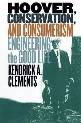 Hoover, Conservation and Consumerism