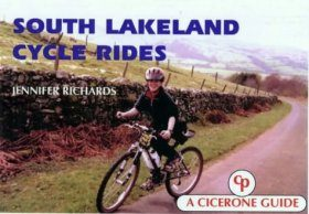 Cicerone Guides: South Lakeland Cycle Rides