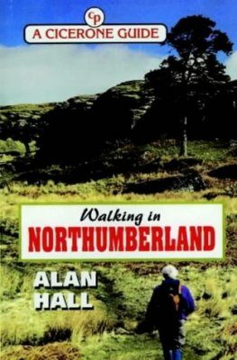 Cicerone Guides: Walking in Northhumberland
