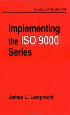 Implementing the ISO 9000 Series