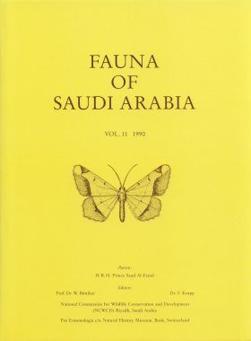 Fauna of Saudi Arabia, Volume 11