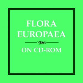 Flora Europaea on CD-ROM