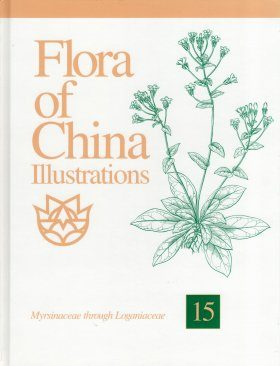 Flora of China Illustrations, Volume 15