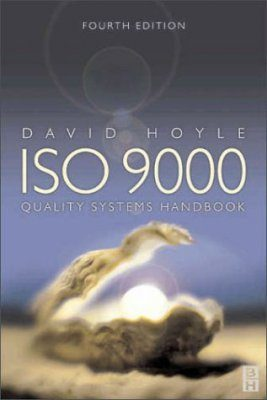 ISO 9000: Quality Systems Handbook