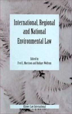 International, Regional and National Environmental Law
