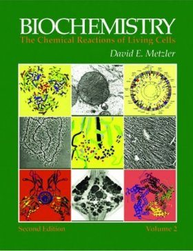 Biochemistry: The Chemical Reactions of Living Cells, Volume 2