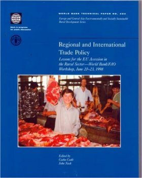 Regional and International Trade Policy