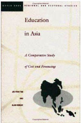 Education in Asia: A Comparative Study of Cost and Financing